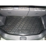 Коврик в багажник Kia Soul (09-) - твердый Лада Локер