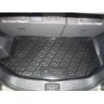 Коврик в багажник Kia Soul (09-) полиуретан (резиновые) - Лада Локер
