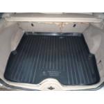 Коврик в багажник Ford Focus универсал (98-05) - твердый Лада Локер