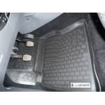 Коврики в салон Ford Focus II (08-) полиуретан (резиновые) комплект Lada Locker