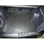 Коврик в багажник Mitsubishi Outlander XL саб.(07-) ТЭП - мягкие - Lada Locker