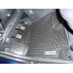Коврики в салон Hyundai Getz (03-) полиуретан (резиновые) комплект Lada Locker