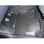 Коврики в салон Hyundai i30 полиуретан (резиновые) (07-12) комплект Lada Locker
