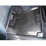 Коврики в салон Hyundai Tucson (04-) полиуретан (резиновые) комплект Lada Locker