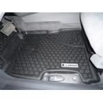 Коврики в салон Honda Civic седан 4дв (06-) полиуретан (резиновые) комплект Lada Locker