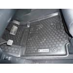 Коврики в салон Honda Pilot (08-) полиуретан (резиновые) комплект Lada Locker