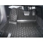 Коврики в салон Mazda 3 (03-) полиуретан (резиновые) комплект Lada Locker