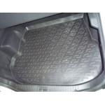 Коврик в багажник Mazda 6 седан (02-) - (пластиковый) Лада Локер