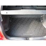 Коврик в багажник Toyota Auris (06-) - (пластиковый) Лада Локер