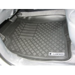 Коврики Toyota LC Prad (02-) ТЭП - мягкие комплект