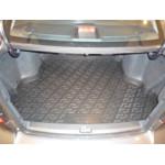 Коврик в багажник Suzuki SX4 нижний (13-) - (пластиковый) Lada Locker