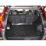 Коврик в багажник Nissan X-Trail (07-) с органайзером -твердый Лада Локер