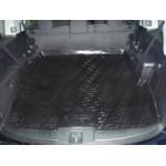 Коврик в багажник Honda Pilot 5мест (08-) полиуретан (резиновые) - Лада Локер