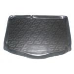Коврик в багажник Citroen C3 Picasso (09-) - (пластиковый) Lada Locker