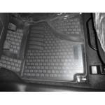 Коврики в салон Lifan Breez 520 (06-) полиуретан (резиновые) комплект Lada Locker