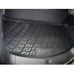 Коврик в багажник SsangYong Actyon (08-) полиуретан (резиновые) - Лада Локер