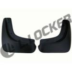 Брызговики Daewoo Gentra II (13-) задние комплект Lada Locker