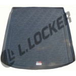 Коврик в багажник Audi A6 седан (11-) L.Locker