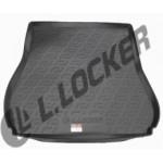 Коврик в багажник Audi A4 Avant b6/b7 (8E) (01-08) - твердый Лада Локер