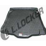 Коврик в багажник MG 5 хетчбек (12-) твердый Lada Locker