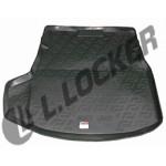 Коврик в багажник Toyota Соrоl XI седан (13-) ТЭП - мягкие