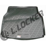 Коврик в багажник Mercedes C-кл. S203 универсал (01-07) - Lada Locker