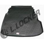 Коврик в багажник Mercedes Е-кл. W211 (02-09) - твердый Lada Locker