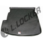 Коврик в багажник MG 6 седан (12-) - твердый Лада Локер