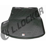 Коврик в багажник Toyota Соrоl XI седан (13-) твердый Лада Локер