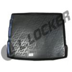 Коврик в багажник Audi Q3 (11-) ТЭП - мягкие - Lada Locker