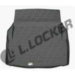 Коврик в багажник Mercedes Е-кл. W212 (09-) - твердый Lada Locker