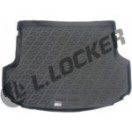 Коврик в багажник Kia Sorento (12-) - твердый - LadaLocker