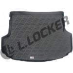 Коврик в багажник Kia Sorento (12-) ТЭП - мягкие - Lada Locker