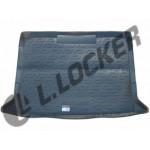 Коврик в багажник Renault Kangoo пассажир. (08-) ТЭП - мягкие - Lada Locker