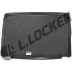 Коврик в багажник Opel Меriva В (10-) - твердый Lada Locker