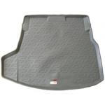 Коврик в багажник Ford Focus new III хетчбек (11-) полиуретан (резиновые) - Лада Локер