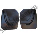 Брызговики MG 3 Сross хетчбек (13-) задние комплект - Lada Locker
