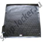 Коврик в багажник Nissan Pathfinder (04-) - твердый Лада Локер