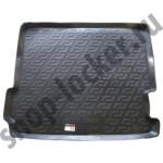 Коврик в багажник BMW X3 (F25) (10-) ТЭП - мягкие - Lada Locker