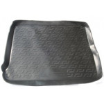 Коврик в багажник Renault Sandero (09-) - твердый Лада Локер