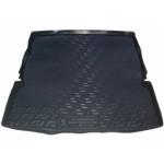 Коврик в багажник Nissan Patrol VI Y62 5м-т (10-) полиуретан (резиновые) - Лада Локер