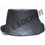 Коврик в багажник Hyundai I30 CW (универсал) (12-) - (пластиковый) Лада Локер