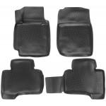 Коврики в салон Suzuki Grand Vitara 5дв (05-) полиуретан (резиновые) комплект Lada Locker
