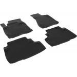Коврики в салон Kia Sportage New (05-) полиуретан (резиновые) комплект Lada Locker