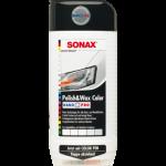 Полироль с воском цветной, белый Sonax NanoPro 500 мл