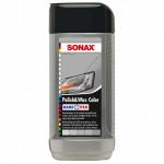 Полироль с воском цветной, серый Sonax NanoPro 250 мл