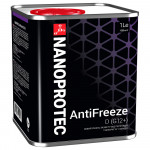 Охлаждающая жидкость NANOPROTEC ANTIFREEZE D(G12+)