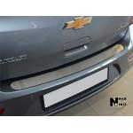 Накладки на бампер BMW M5 (E60) 2006-2010 NataNiko