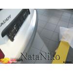 Накладки на бампер Volkswagen CADDY III 2004- NataNiko