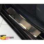 Накладки на пороги Toyota CAMRY 50/FL 2012-/2014- Premium NataNiko